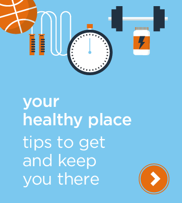 your healthy place